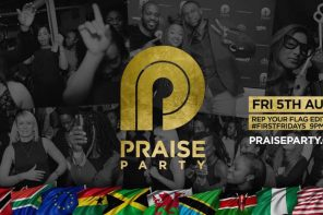 Praise Party August 2016