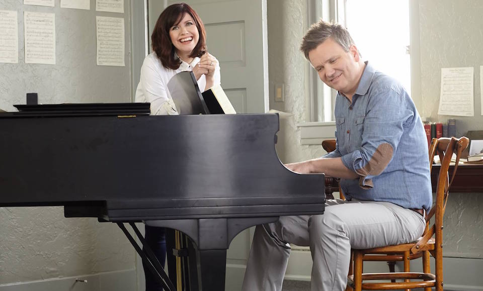 Keith And Kristyn Getty Tour Uk